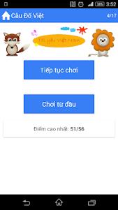 Cau Do Viet 0.0.1 screenshot 1