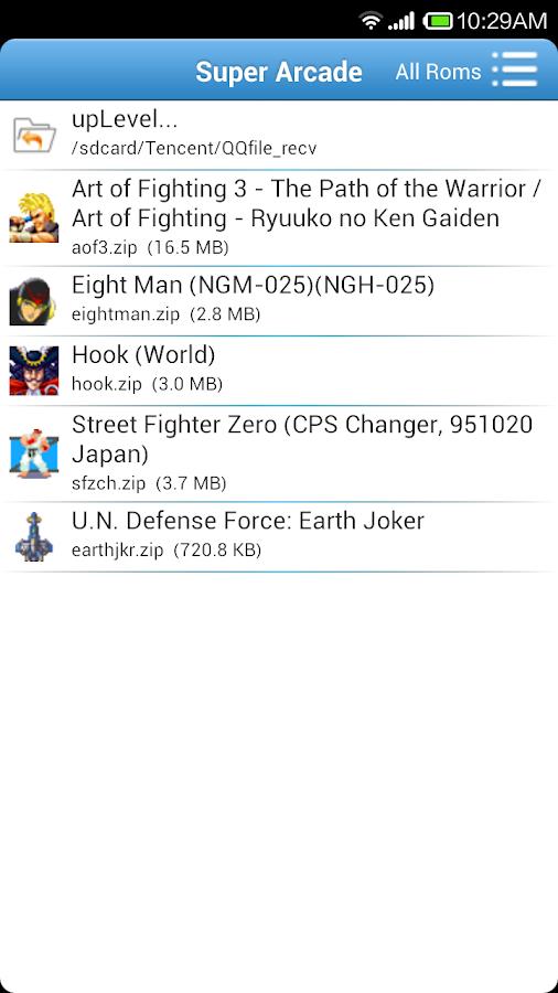 Super Arcade emulator 1 0 APK Download - Android Entertainment Apps