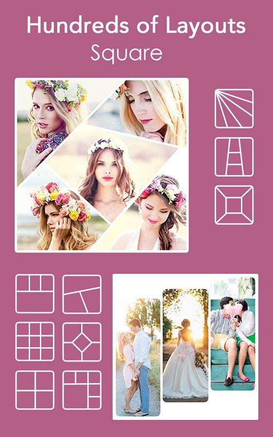 photo collage collage maker 280 screenshot 9