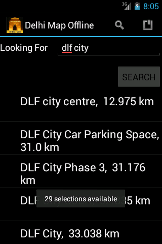 Delhi NCR City Maps Offline 1 0 APK Download - Android