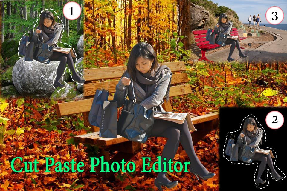 Cut Paste Photo Editor 1 0 APK Download - Android