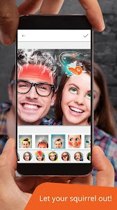 Avatars+: masks and effects & funny face changer 1.34 screenshot 1