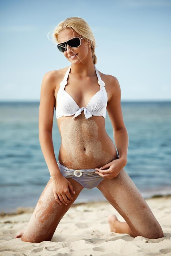 Girls Sexy Images Beach#4