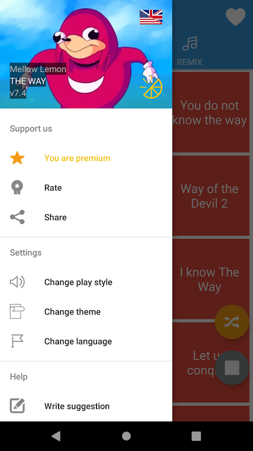 DO YOU KNOW THE WAY Soundboard 7 5 APK Download - Android