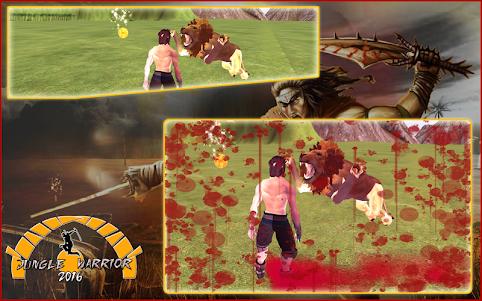 Jungle Warrior 2016 1.0 screenshot 7