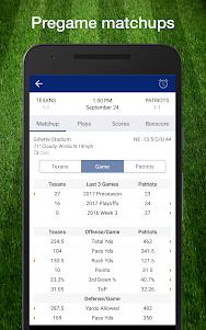 49ers Football: Live Scores, Stats, Plays, & Games 7.8.9 screenshot 16