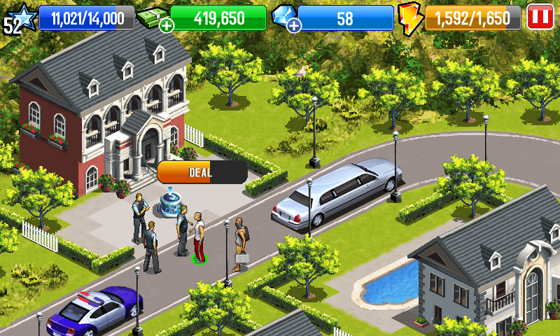 Gangstar City 2 1 3 APK Download - Android Simulation Games
