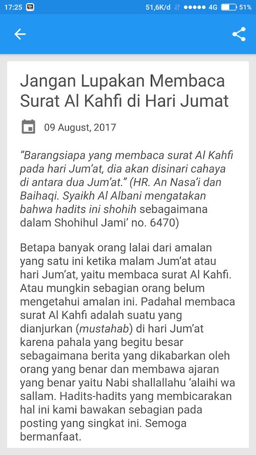 Surah Al Kahfi Arab Latin Artinya 240 Apk Download
