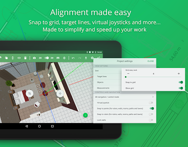 Planner 5D - Home & Interior Design Creator 1.16.4 screenshot 10