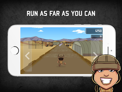 Forces Run 1.0.1 screenshot 8