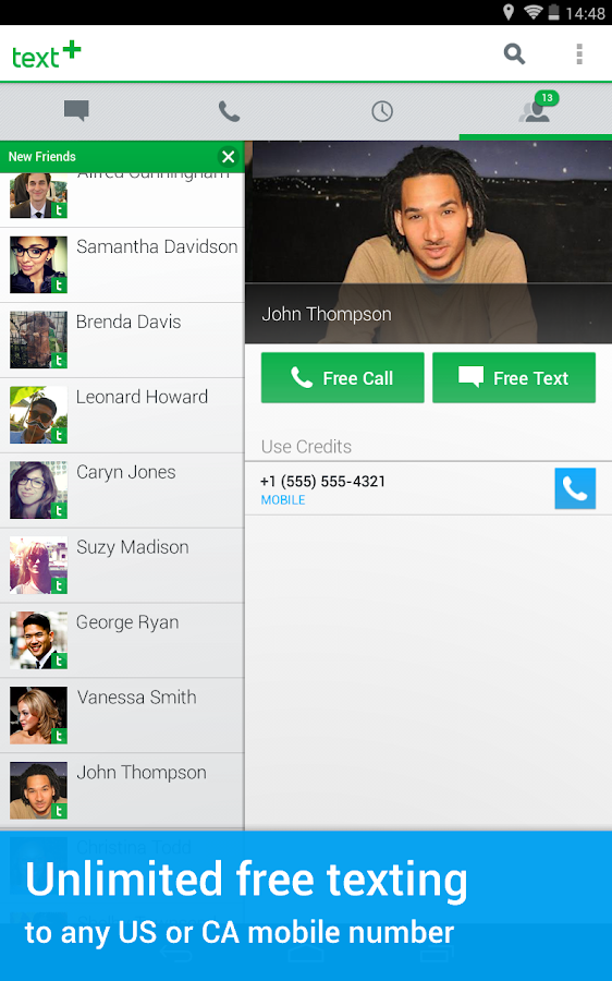 textPlus Gold Free Text+Calls APK Download - Android Social Apps