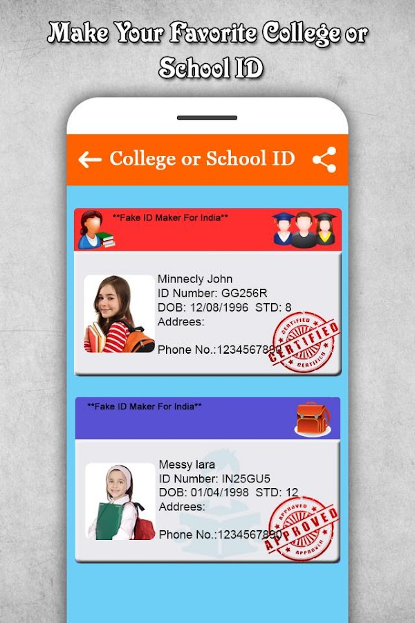 fake id card maker 1 2 apk download android entertainment apps