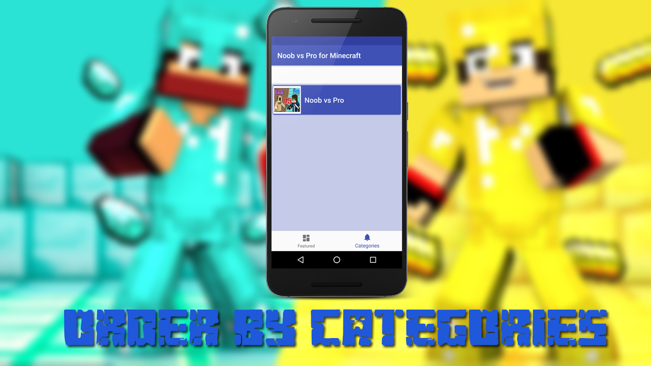 Noob vs Pro for Minecraft 1 0 APK Download - Android