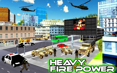 Shoot Hunter 3D: Commando Missions Hostage Rescue 1.3 screenshot 3