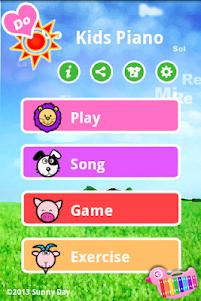 Kids Piano 3.0 screenshot 1