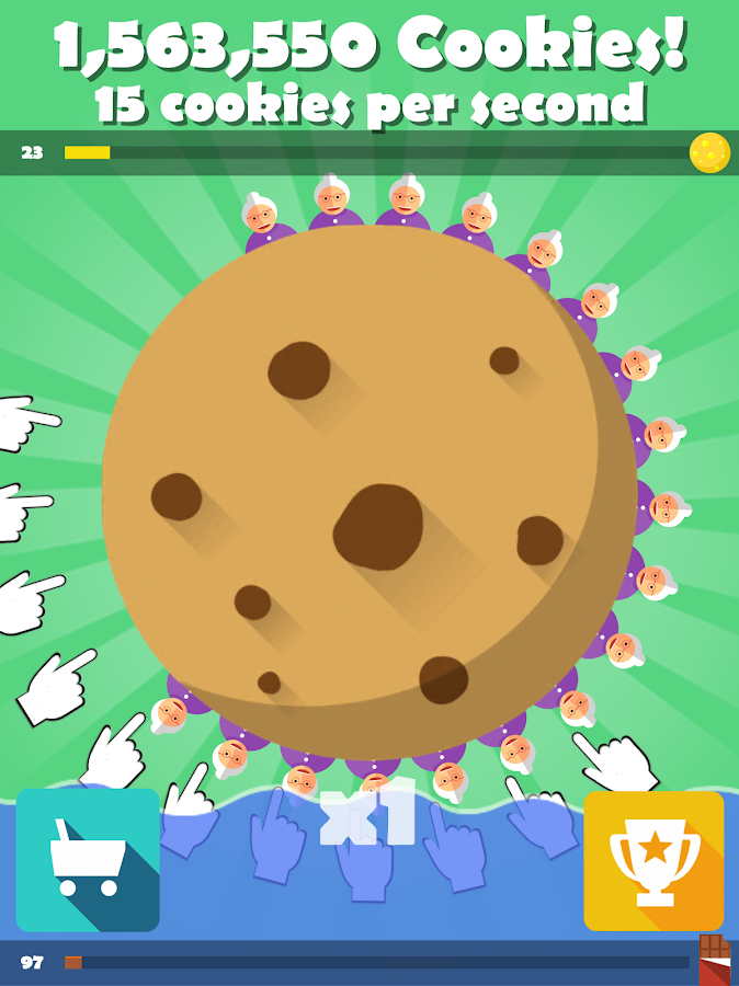 Tastybits Cookie Clicker 1 0 APK Download - Android Casual Games
