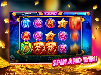 Treasure Slots Adventures: spin and win fun worlds 1.0.196 screenshot 1