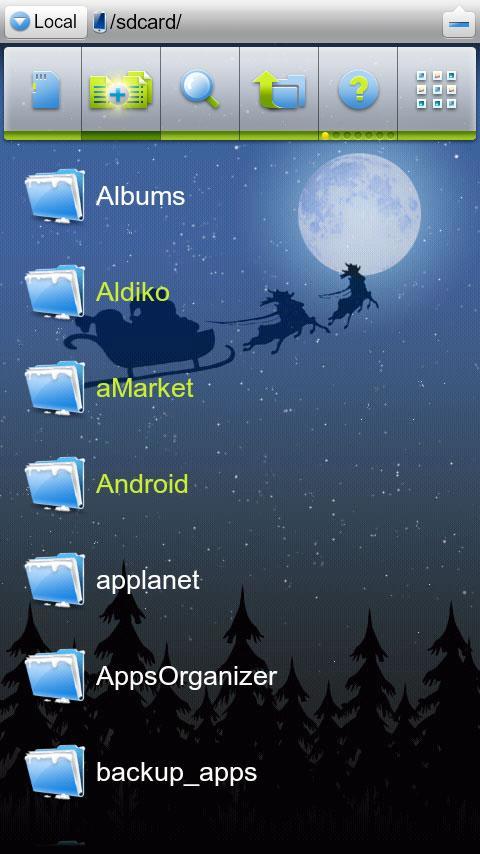 ES File Explorer (1 5 Cupcake) 1 6 2 8 APK Download - Android