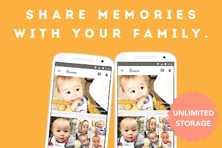 Famm - photo & video storage for baby and kids. 3.10.0 screenshot 9