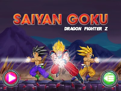 Saiyan Goku Dragon Fighter Z: Dragon Ball Heroes 1.0 screenshot 1