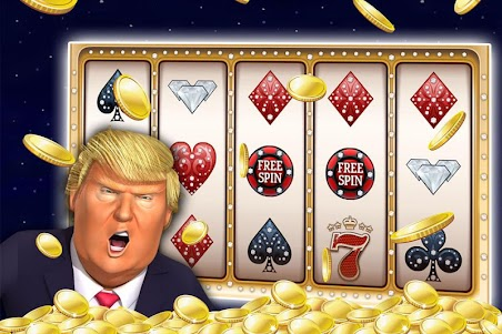 Trump Slots - Huuuuge Wins 1.0 screenshot 8