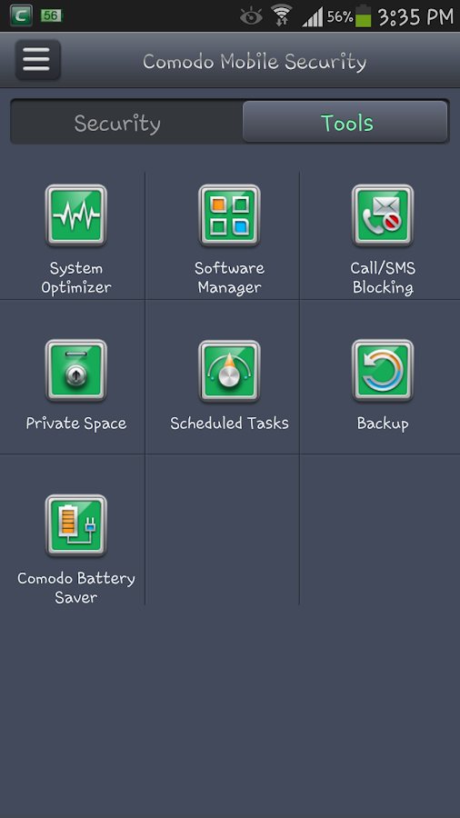 Comodo Security & Antivirus 2 8 2 APK Download - Android Tools Apps