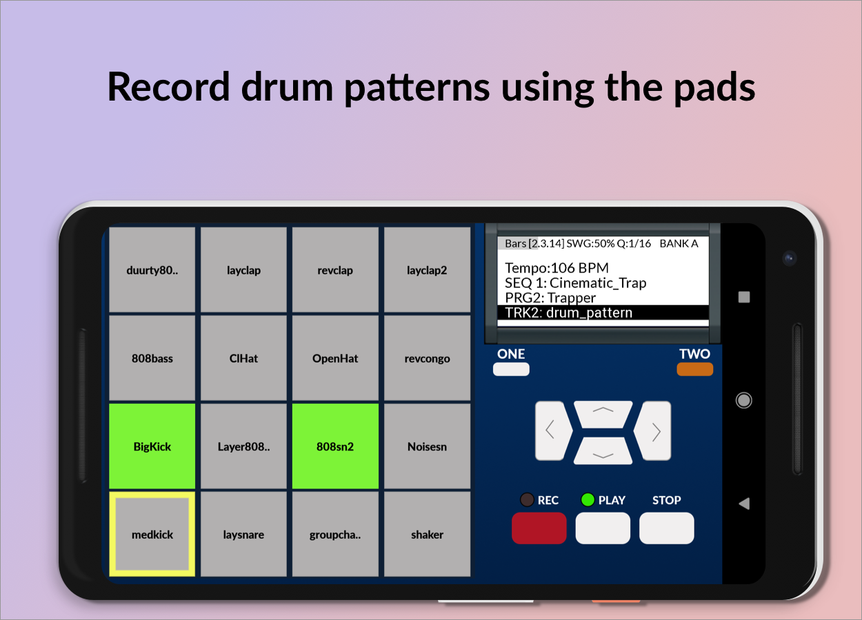 MPC MACHINE - Sampling Drum Machine Beat Maker 1 36 APK Download