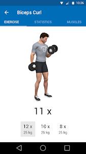 Healthy Gym 7.0.3 screenshot 2