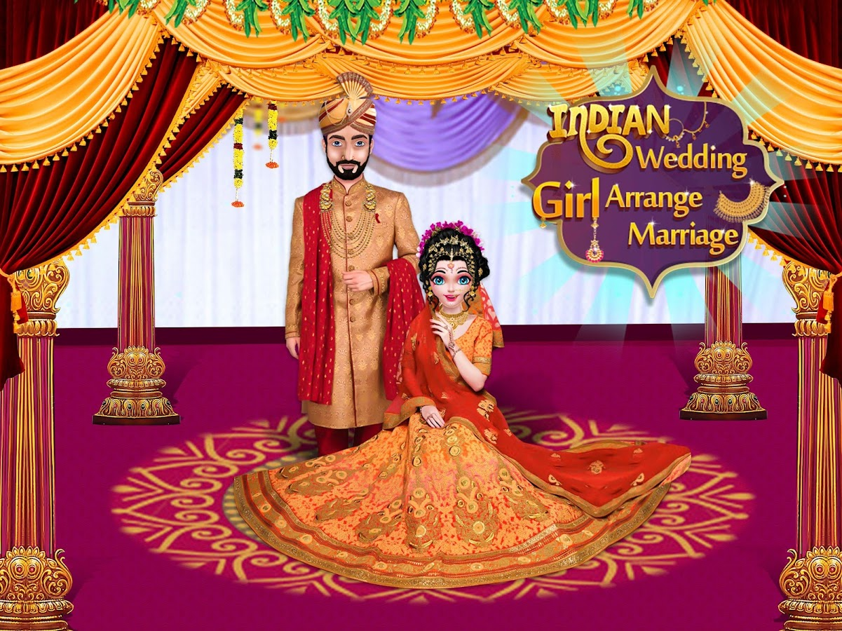 Indian Wedding Girl Arrange Marriage Part-1 8.0 APK Download ...