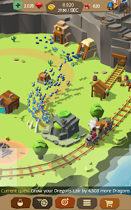 Tiny Dragons - Idle Clicker Tycoon Game Free 3.1.0 screenshot 12