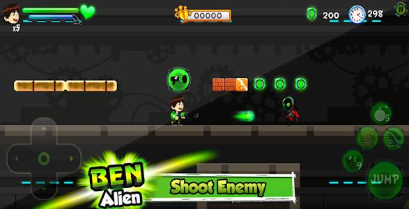 👽 Ben Super Ultimate Alien Transform 10.44 screenshot 1