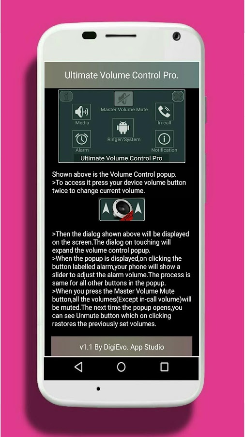 Ultimate Volume Control PRO  1 2 APK Download - Android