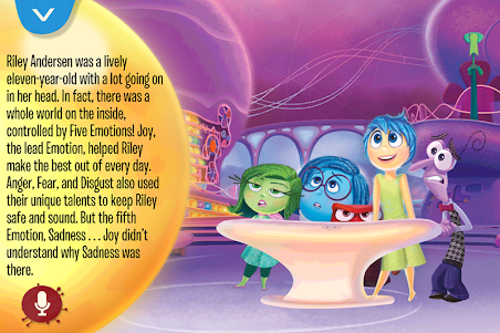 Inside Out Storybook Deluxe 1.3 screenshot 1