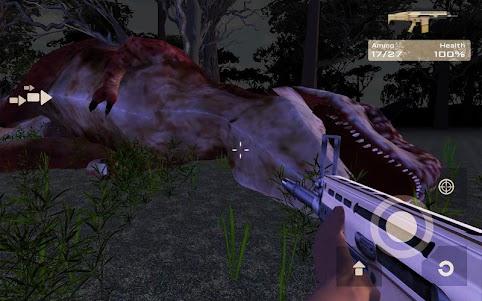jurrasic period: world dino 3D 1.0 screenshot 2
