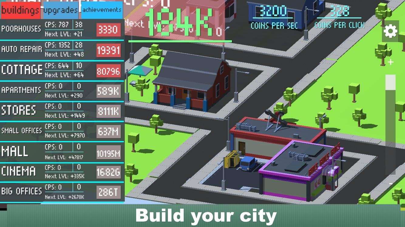 Idle City Builder 1 2 APK Download - Android Casual Games