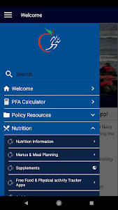 Official Navy PFA 2.3.10 screenshot 1
