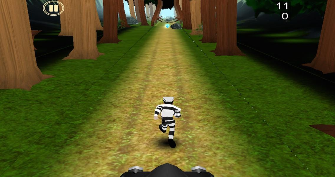 Police Chase Unlimited Runner 1 0 APK Download - Android Arcade Games