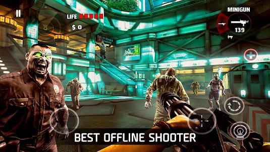 DEAD TRIGGER - Offline Zombie Shooter 2.0.0 screenshot 1