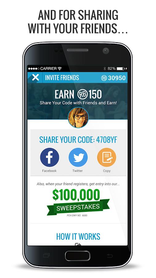 RealBucks Go 3 2 2 1201 APK Download - Android Entertainment Apps