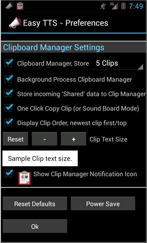 Easy Text To Speech Pro APK Download - Android Productivity Apps