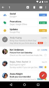 Gmail  screenshot 4