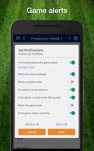 49ers Football: Live Scores, Stats, Plays, & Games 7.8.9 screenshot 13