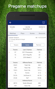 49ers Football: Live Scores, Stats, Plays, & Games 7.7 screenshot 4