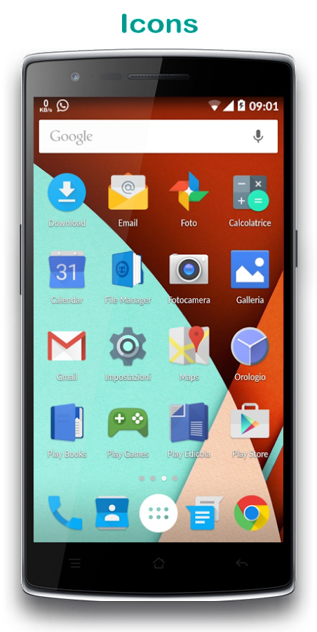 OneL+ Lollipop - CM11 Theme 3 4 APK Download - Android