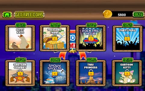 Slots Fun House Free 1.0 screenshot 4