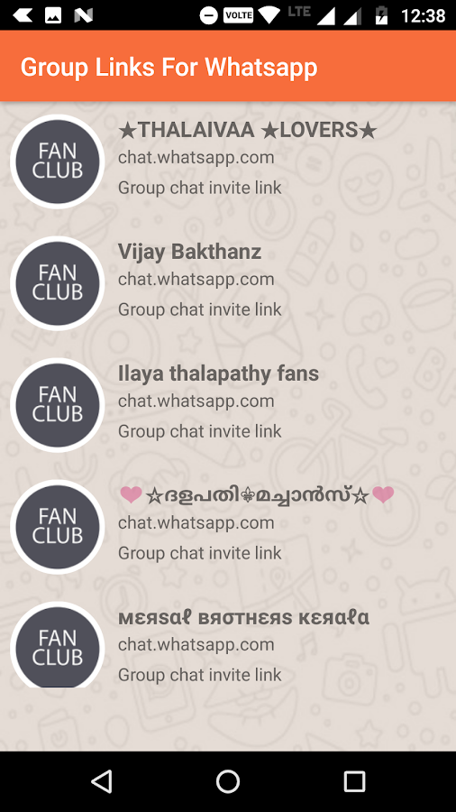 Group Links For Whatsapp 1 1 APK Download - Android Social Apps