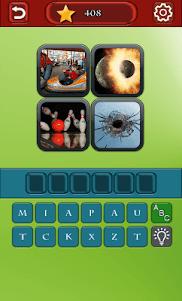 4 pics 1 word - photo game 1.0.0 screenshot 8