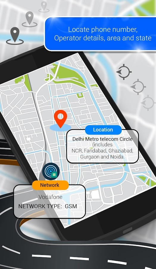 Mobile Call Number Locator App Download