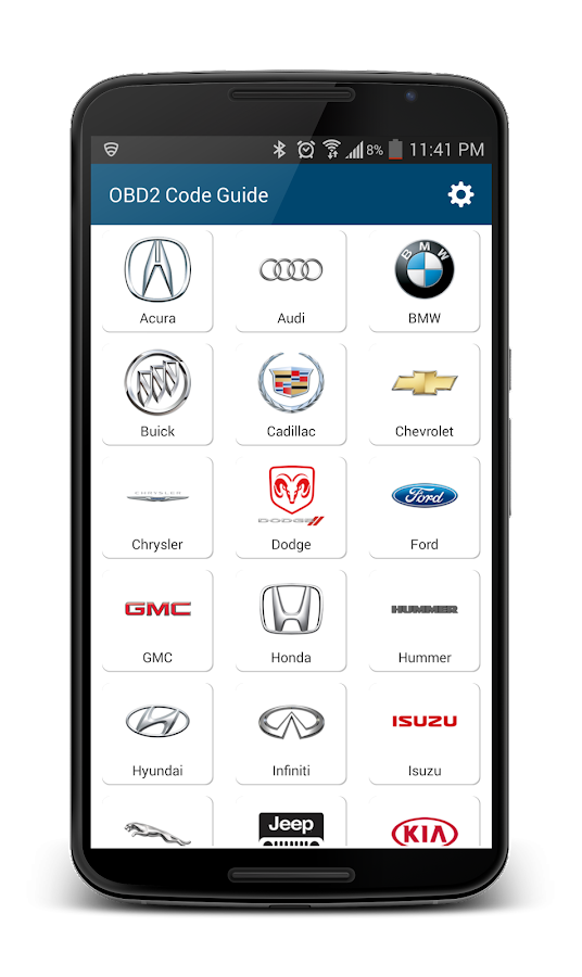 OBD2 Code Guide 3 0 1 APK Download - Android Tools Apps