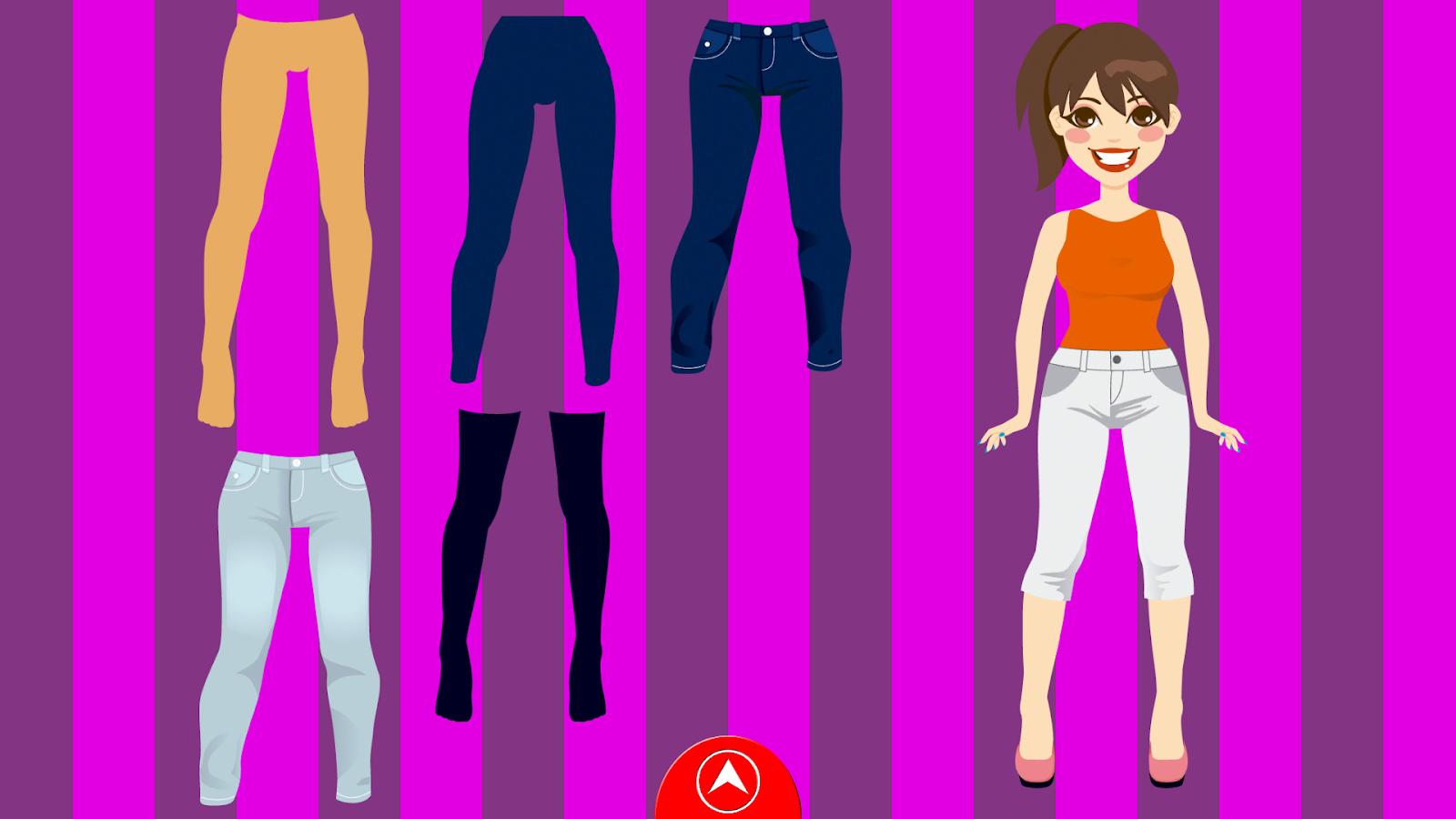 Juego De Vestir Chicas 10 Apk Download Android Casual Games